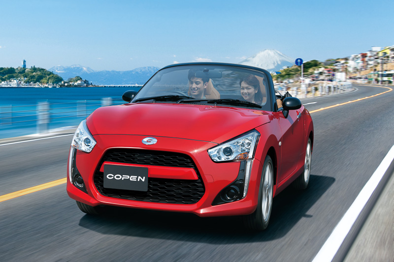Daihatsu Copen is a customisable little kei roadster Image #254960