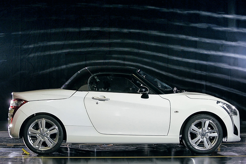 Daihatsu Copen is a customisable little kei roadster Image #254961