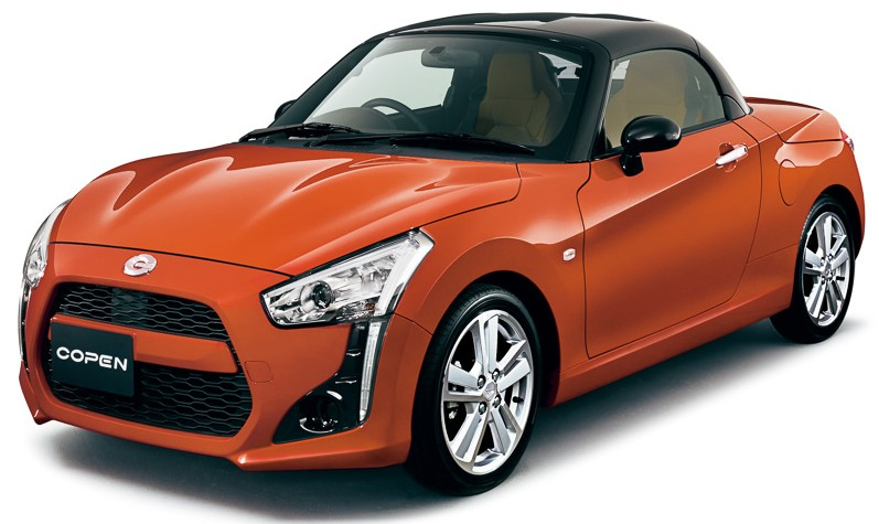 Daihatsu Copen is a customisable little kei roadster Image #254971