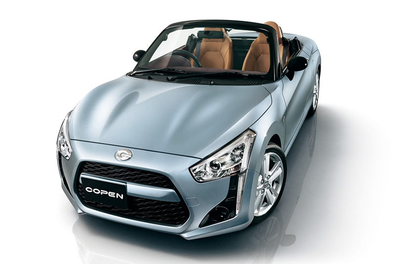 Daihatsu Copen is a customisable little kei roadster Image #254979