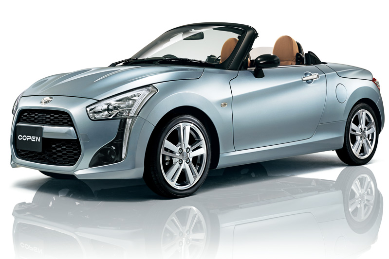 Daihatsu Copen is a customisable little kei roadster Image #254980