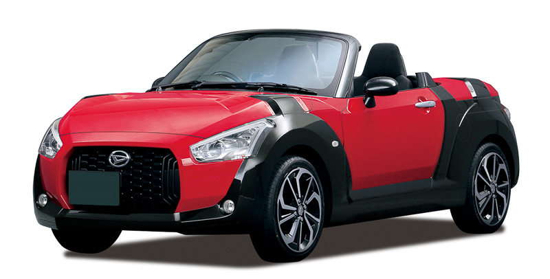 Daihatsu Copen is a customisable little kei roadster Image #254981