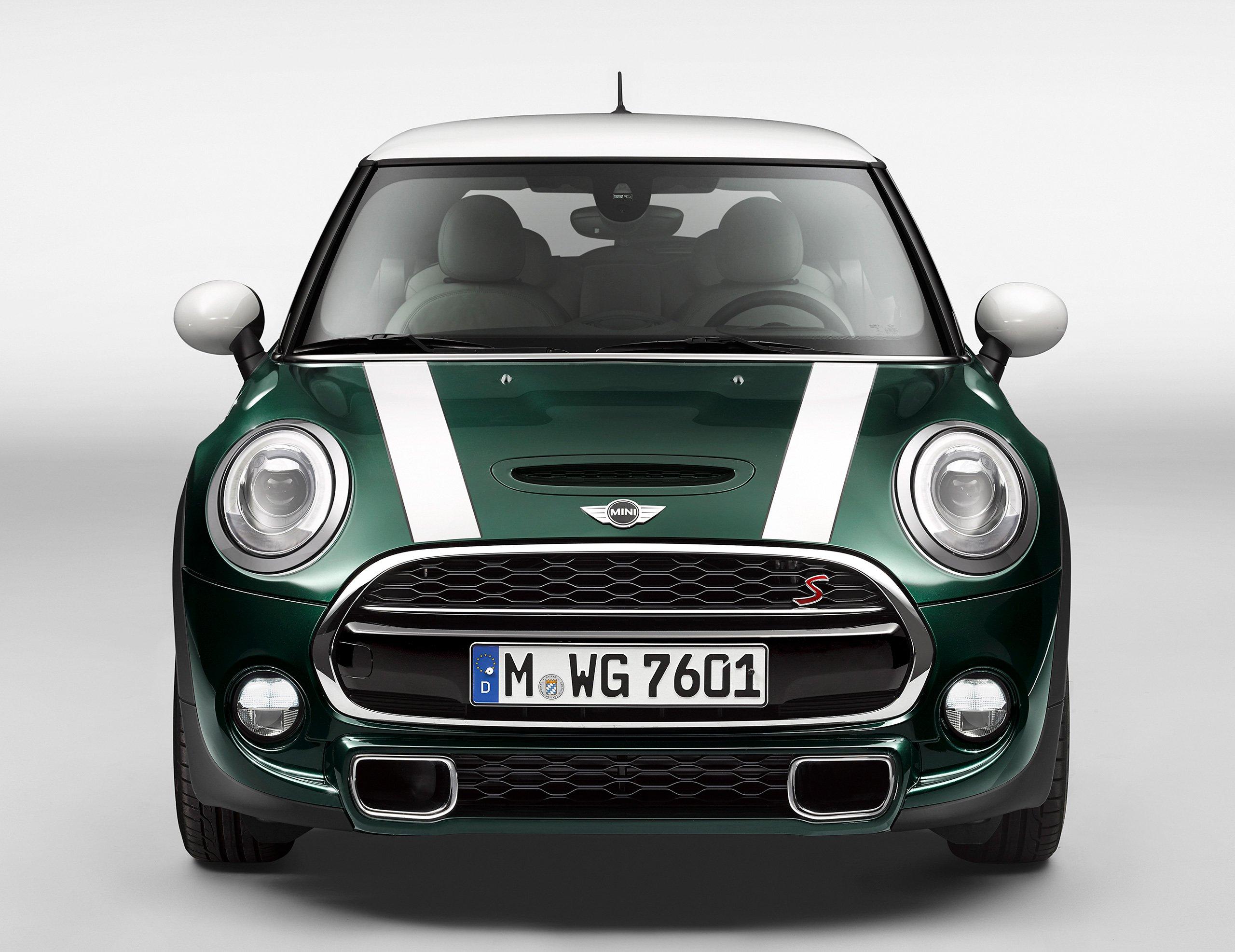 Mini Cooper Sd F56 >> F56 MINI One First and Cooper SD – new base petrol (75 hp/150 Nm) and top diesel (170 hp/360 Nm ...
