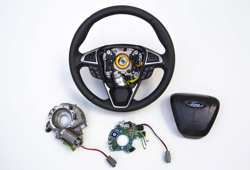 Ford to launch Adaptive Steering in Europe next year Image #251180