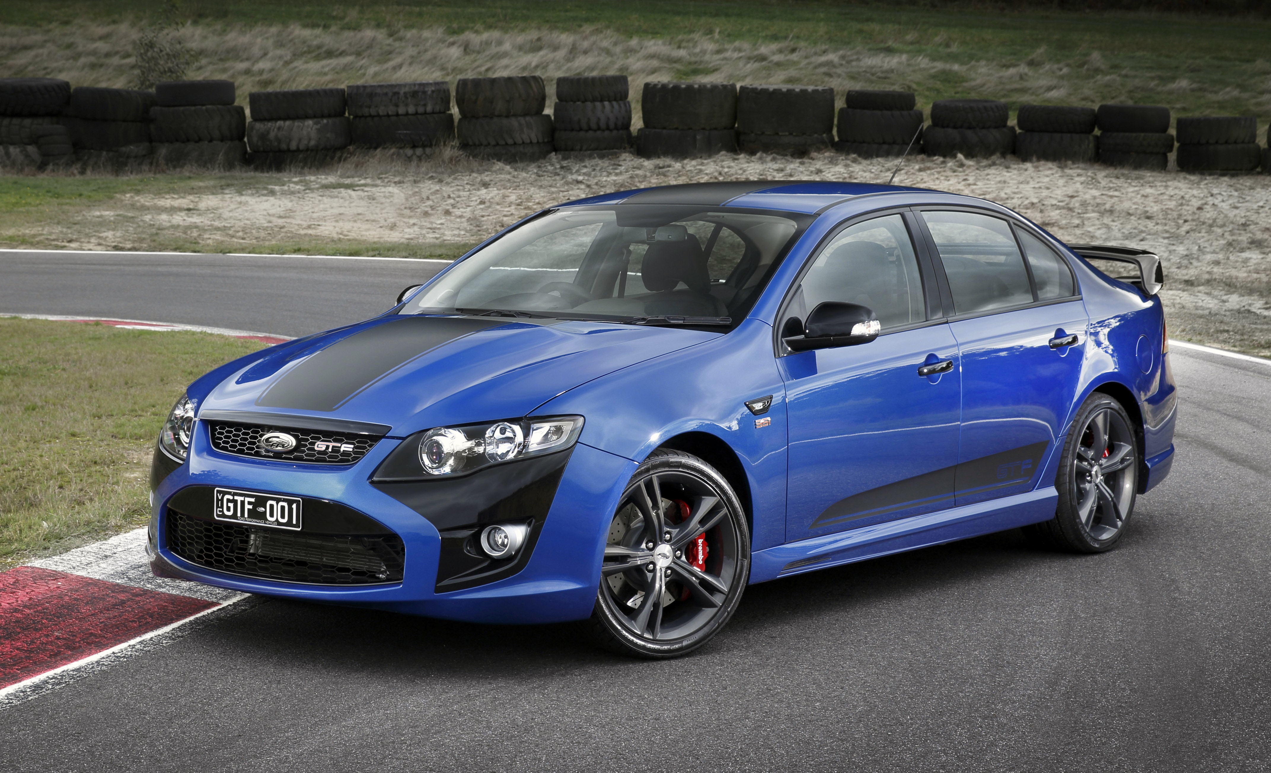 ford fpv gt f 351 � final gtbadged falcon debuts image 253483