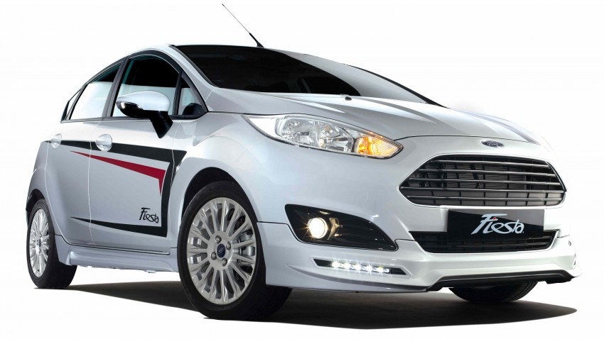 Ford Fiesta 1.5 Special Edition announced – RM91,888 Image #252940