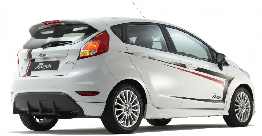 Ford Fiesta 1.5 Special Edition announced – RM91,888 Image #252941