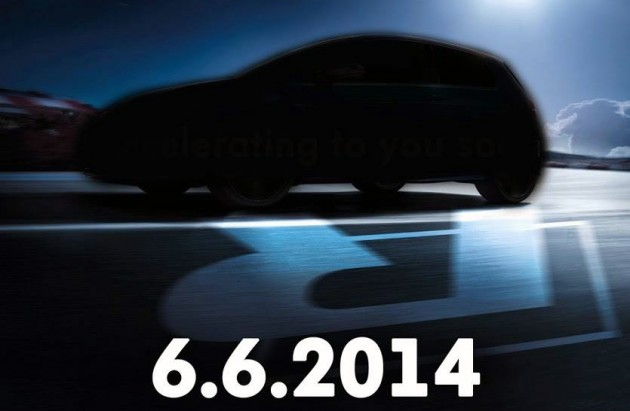 Volkswagen Golf R teaser