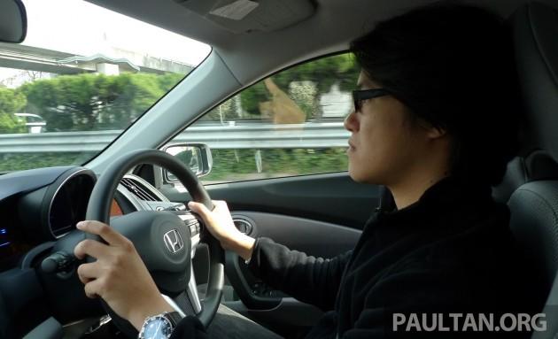 Honda CR-Z Japan