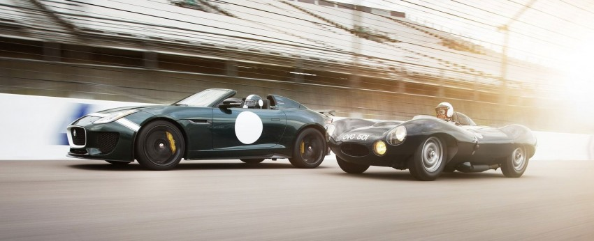 Jaguar F-Type Project 7 – fastest production Jag ever Image #255812
