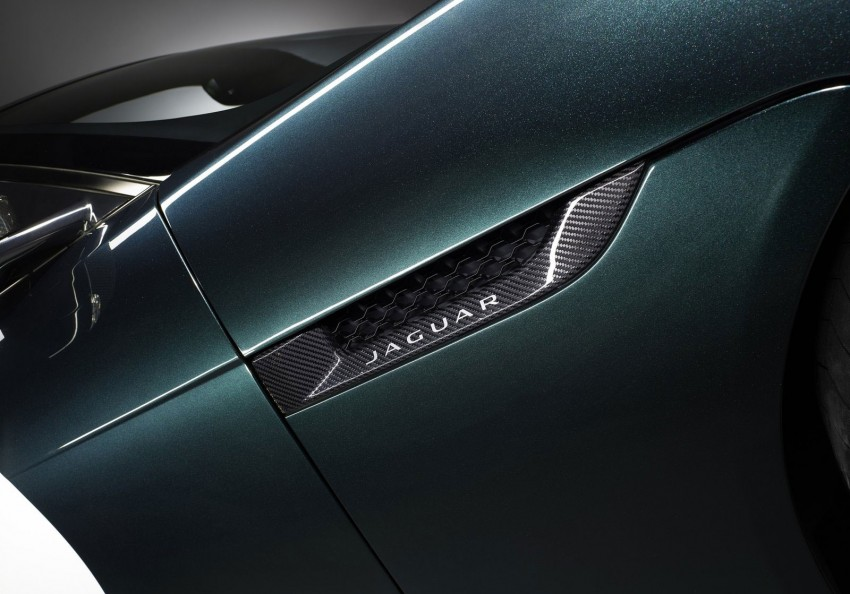Jaguar F-Type Project 7 – fastest production Jag ever Image #255816