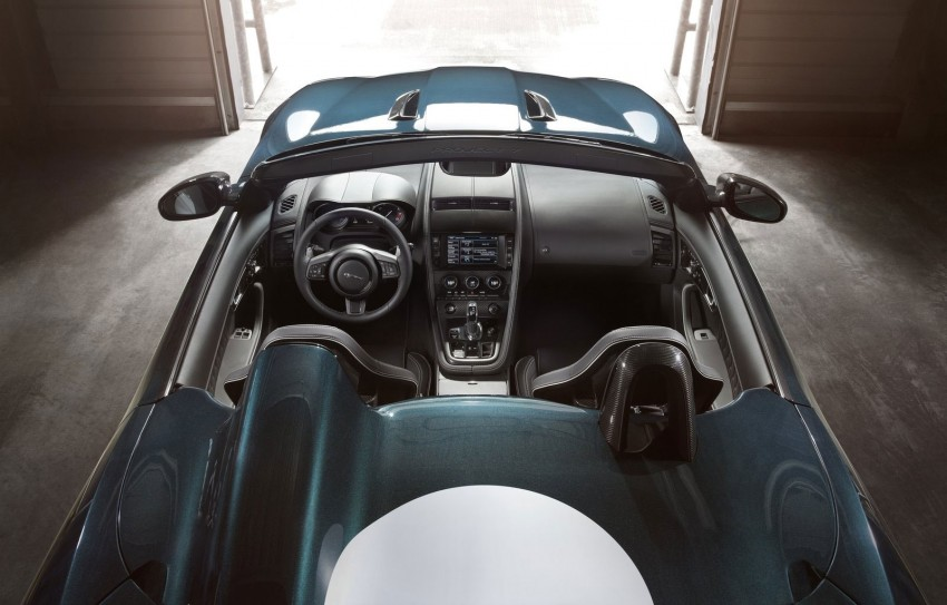 Jaguar F-Type Project 7 – fastest production Jag ever Image #255826