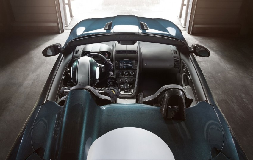 Jaguar F-Type Project 7 – fastest production Jag ever Image #255827