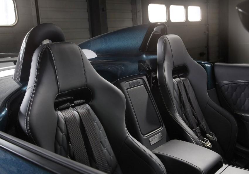 Jaguar F-Type Project 7 – fastest production Jag ever Image #255828