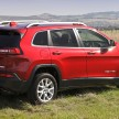 Jeep Cherokee Longitude Oz 09
