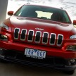 Jeep Cherokee Longitude Oz 10