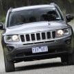 Jeep Compass Oz 07