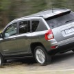 Jeep Compass Oz 08