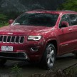 Jeep Grand Cherokee Overland Oz 08