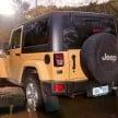 Jeep Wrangler Freedom Oz 08