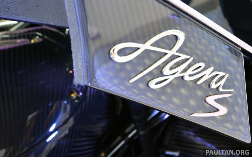 Koenigsegg Agera S marks brand's Malaysian debut – 1,030 hp / 1,100 Nm, priced at RM5 million before tax Image #252987