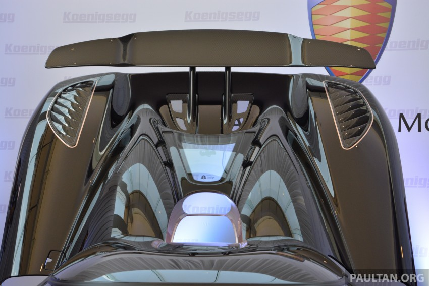 Koenigsegg Agera S marks brand's Malaysian debut – 1,030 hp / 1,100 Nm, priced at RM5 million before tax Image #252975