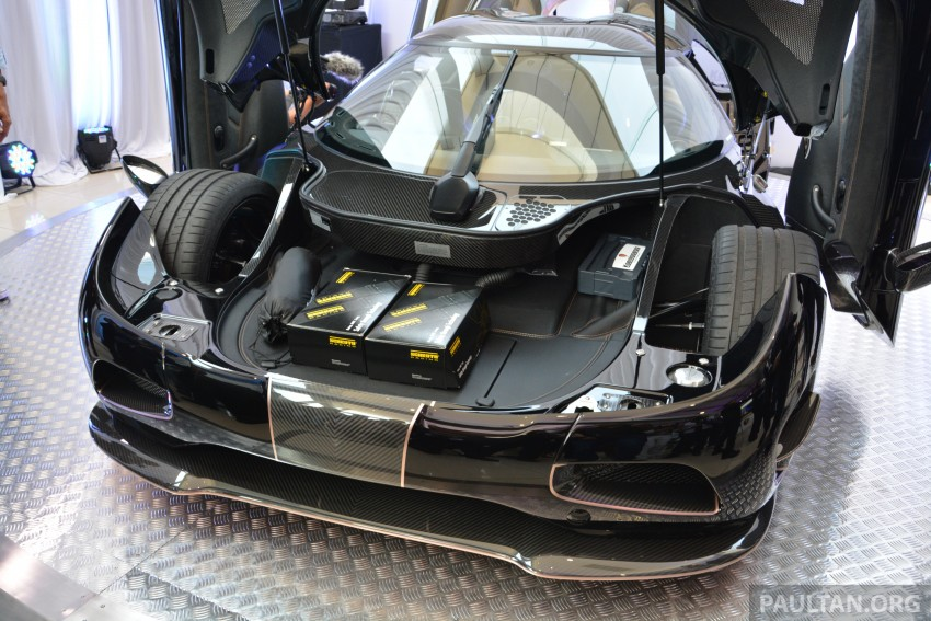 Koenigsegg Agera S marks brand's Malaysian debut – 1,030 hp / 1,100 Nm, priced at RM5 million before tax Image #252976
