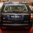 Land Rover Freelander 2 FL 13