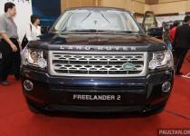 Land Rover Freelander 2 FL 4