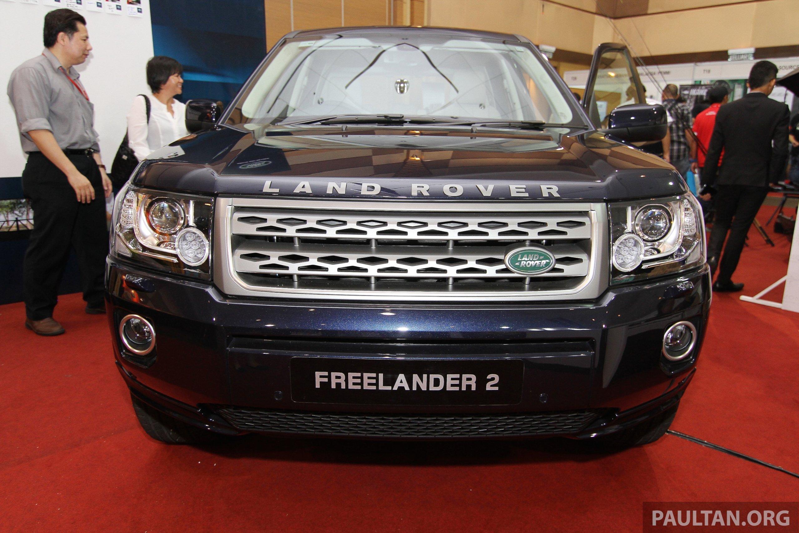 Fair Market Value Car Calculator >> 2014 Land Rover Freelander 2 debuts - from RM300k