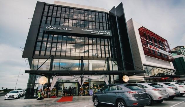 Lexus Kuching