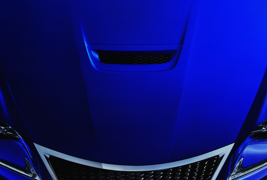 Lexus RC F to strut its stuff at Goodwood 2014 Image #255652