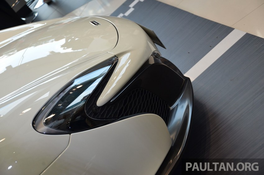 McLaren 650S launched in Malaysia, from RM2.4 mil Image #252744