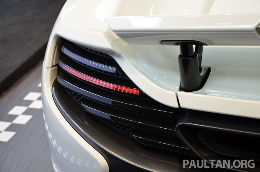 McLaren 650S launched in Malaysia, from RM2.4 mil Image #252746