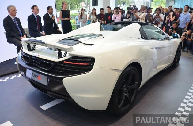 McLaren 650S Malaysian Launch- 23