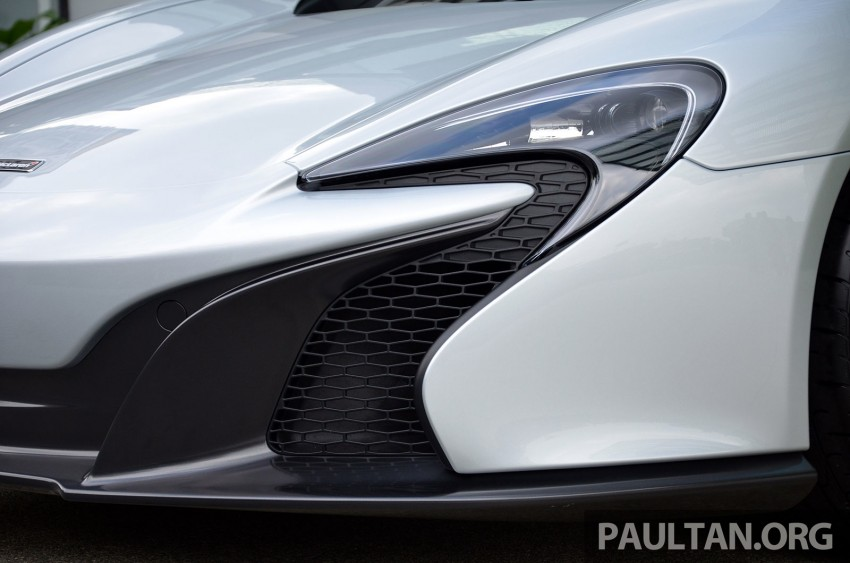 McLaren 650S launched in Malaysia, from RM2.4 mil Image #252764