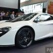 McLaren 650S Malaysian Launch- 9