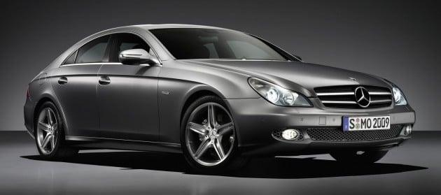 Mercedes CLS 1st Gen