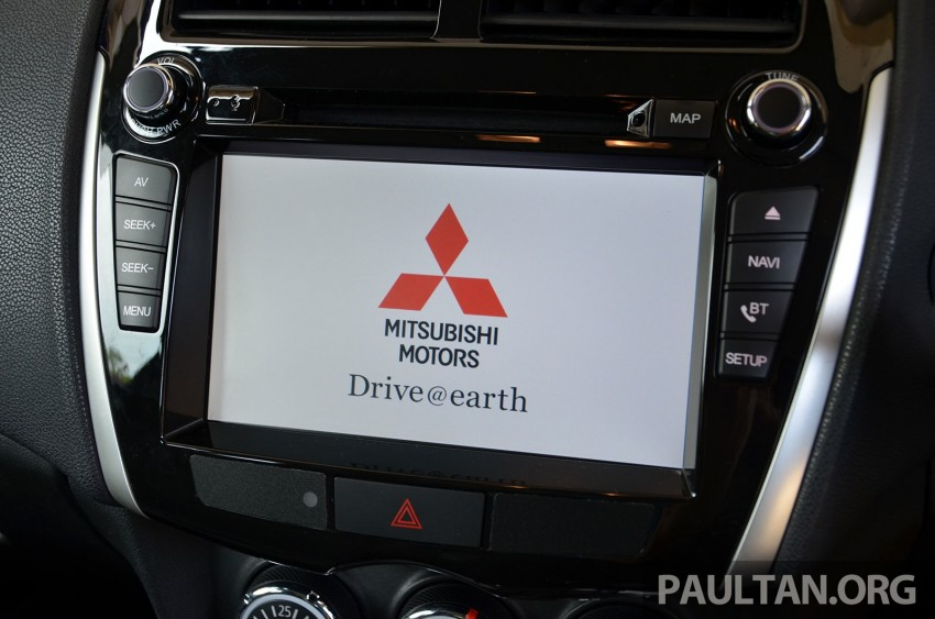 DRIVEN: Mitsubishi ASX – now CKD and great value Image #254123