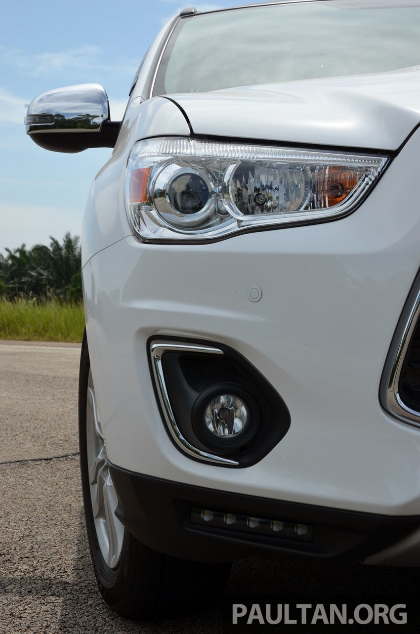 DRIVEN: Mitsubishi ASX – now CKD and great value Image #254170