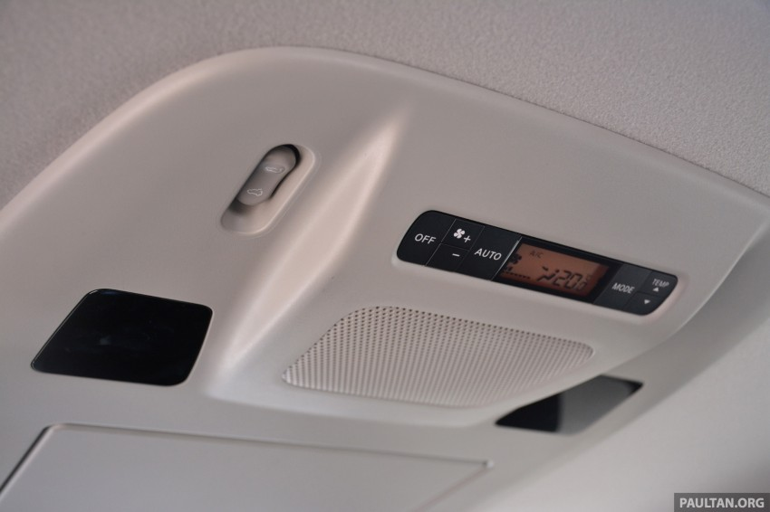 DRIVEN: 2014 Nissan Elgrand tested from every seat Image #255519