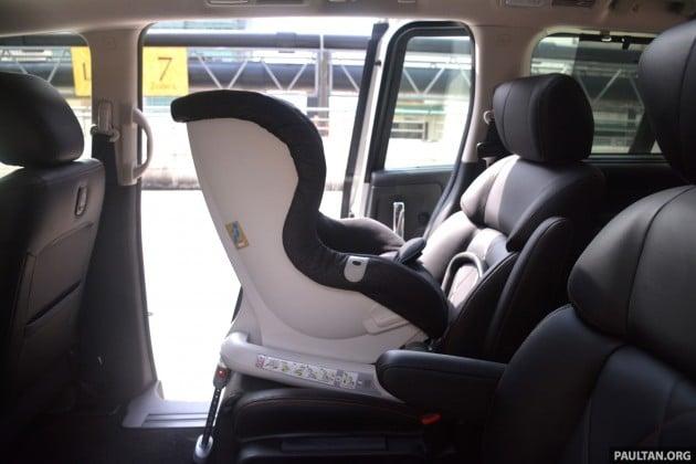 Anakku Car Seat Review