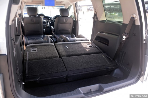 Driven 2014 Nissan Elgrand Tested From Every Seat