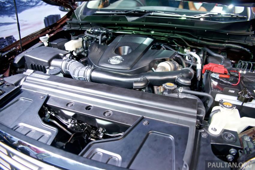 Nissan NP300 Navara unveiled in Thailand: 7spd auto! Image #253245