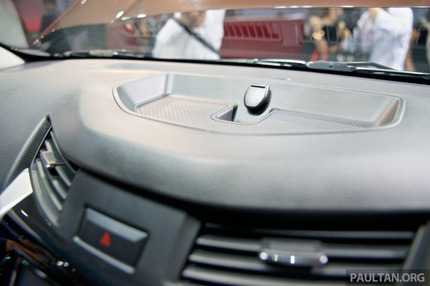 Nissan NP300 Navara unveiled in Thailand: 7spd auto! Image #253249