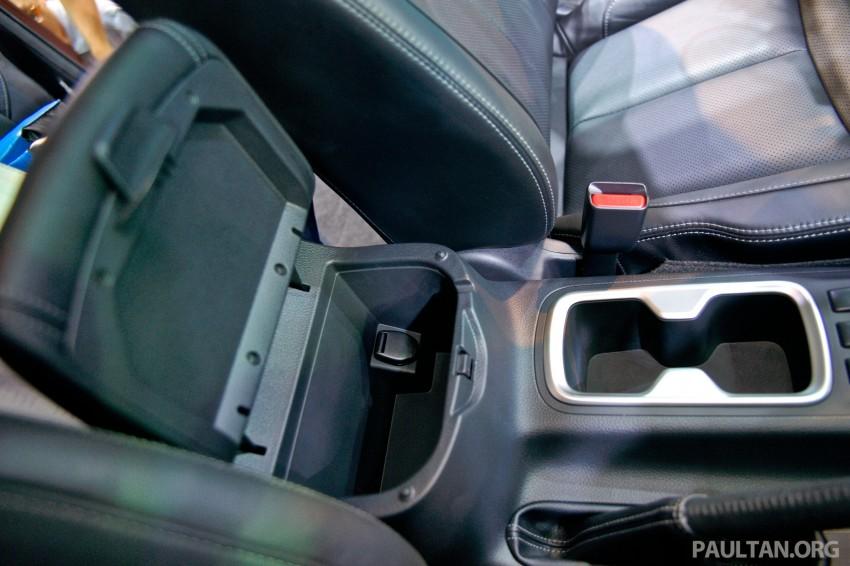 Nissan NP300 Navara unveiled in Thailand: 7spd auto! Image #253258