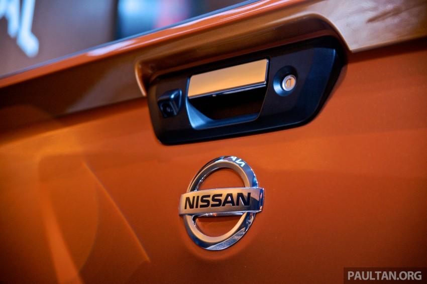 Nissan NP300 Navara unveiled in Thailand: 7spd auto! Image #253267