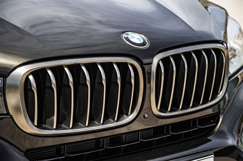 BMW X6 – second-gen F16 makes its official debut Image #252248