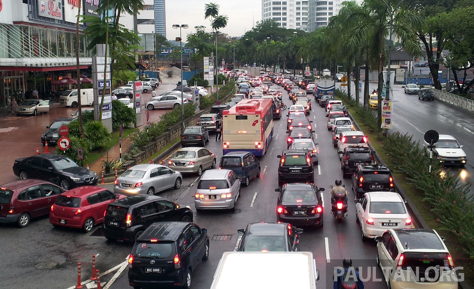 how to avoid traffic jams essay