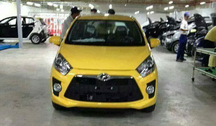 Perodua 'Axia' Global EEV leaked onto the internet – here's what we know about the new hatchback Image #262130